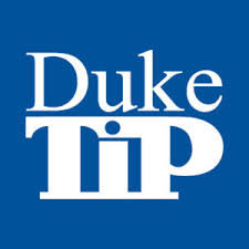 Duke TIP Exceptional Academic Students:  Robert, Natalee, Luke, Lizzie, Ethan